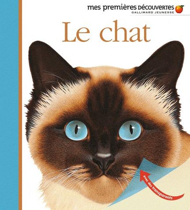 Le Chat – Mes premières découvertes – Collectif illustré par Henri Galeron – Gallimard Jeunesse –