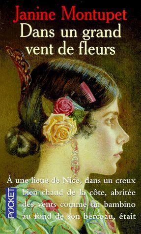 Dans Un Grand Vent De Fleurs – Janine Montupet – Pocket