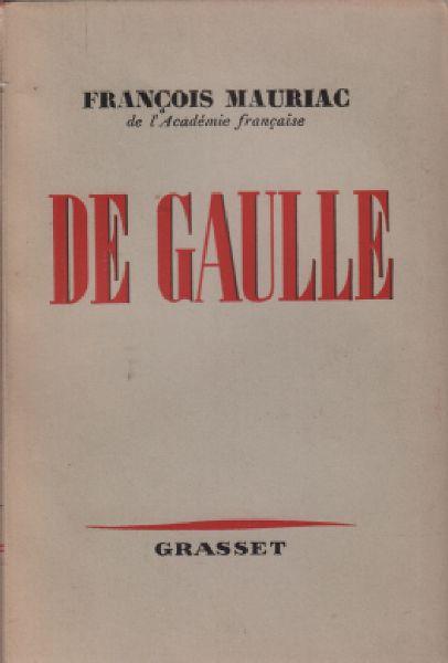 De Gaulle Mauriac
