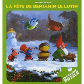 Krings-Antoon-Livre-Puzzle-Des-Droles-De-Petites-Betes-Livre-895873269_ML