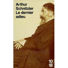 Schnitzler-Arthur-Le-Dernier-Adieu-Livre-893540711_ML