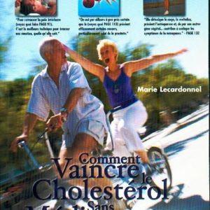Comment Vaincre le Cholestérol – Marie Lecardonnel – Editeur Godefroy –