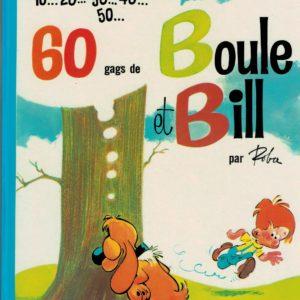 60 gags de Boule et Bill – Roba – Editions Dupuis