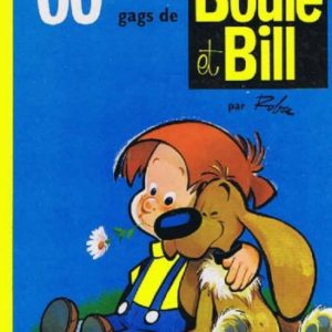 60 gags de Boule et Bill – Roba – Editions Dupuis –