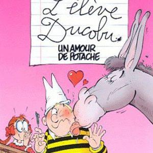L'élève Ducobu : un amour de potache – Godi+Zidrou – Editions Le Lombard –