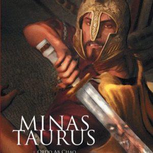 MINAS TAURUS Tome 1 : Ordo Ab Chao – Cerqueira & Mosdi – Editions Le Lombard – DL août 2012 –