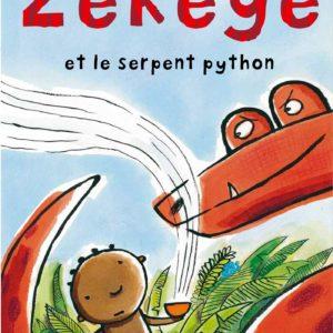Zékéyé et le serpent python – Nathalie Diéterlé – Hachette Album –