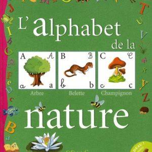 L'Alphabet de la Nature – Illustrations : Eugénie Varone – Fleurus –