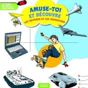 Amuse-toi et découvre les records et les inventions Editions De La Marinière Jeunesse –