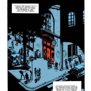 Une vie sans Barjot – Appollo & Oiry – Editions Futuropolis – E.O. – D.L. Mars 2011 –