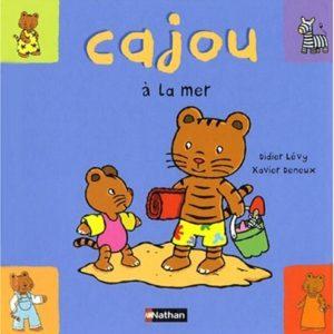 Cajou à la mer – Didier Lévy/Xavier Deneux – Editions Nathan –