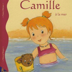 Camille à la mer – Aline de Pétigny – Nancy Delvaux – Editions Hemma –