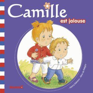 Camille est jalouse – Aline de Pétigny – Nancy Delvaux – Editions Hemma –
