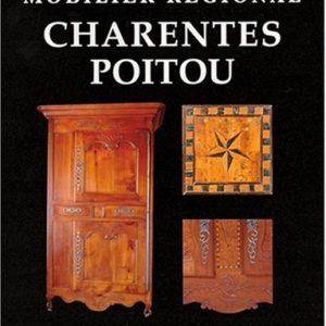 Mobilier Régional Charentes Poitou – Edith Mannoni – Editions Massin –
