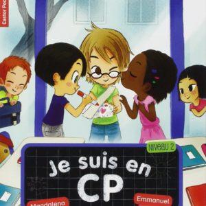 Je suis en CP – Le Bras cassé – Magdalena – Emmanuel Ristord – Castor poche Flammarion –