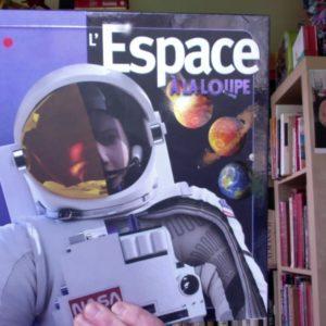 L'Espace à la loupe -Alan Dyer – Editions France Loisirs –