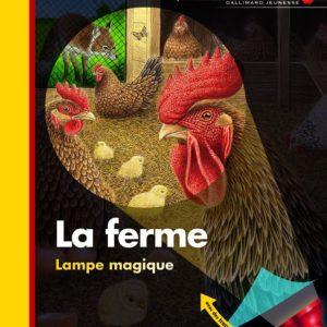 La Ferme – Mes premières découvertes – Claude Delafosse, Pierre de Hugo – Gallimard Jeunesse