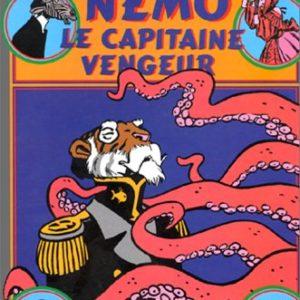Nemo le capitaine vengeur – Hugot et Rochette – L'Aventure d'Okapi – Editions Bayard BD –