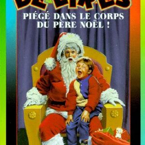 Délires – Piégé dans le corps du Père Noël ! Todd Strasser – Editions Bayard Poche –