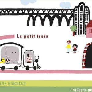 Le Petit Train – Histoire sans parole – Vincent Bourgeau – Editions Autrement –