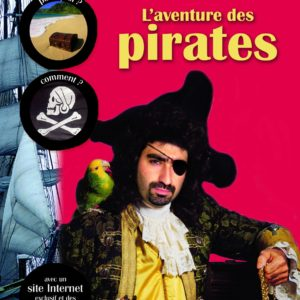 L'aventure des pirates – Mes grandes découvertes  – collectif – Gallimard Jeunesse