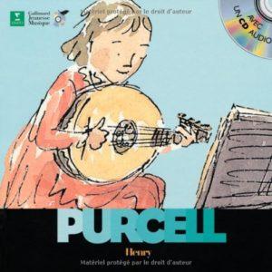 Purcell Henry – Collection découverte des musiciens – Gallimard Jeunesse Musique –