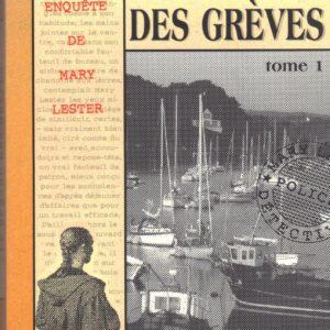 Le Renard Des Grèves Tome 1 – Une Enquête de Mary Lester – Jean Failler – Editions Du Palémon –