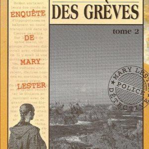 Le Renard Des Grèves Tome 2 – Une enquête de Mary Lester – Jean Failler – Editions Du Palémon –