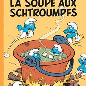 La soupe aux schtroumpfs – Peyo – Editions Dupuis