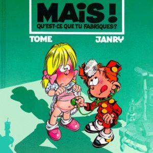 Le petit Spirou Tome 3 – Mais qu'est-ce que tu fabriques ? – Tome & Janry – Editions Dupuis –