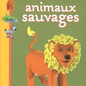 Animaux sauvages – mes toutes premières découvertes – Gallimard Jeunesse –