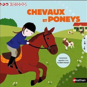 Chevaux et poneys – KIDIDOC – Nathan –
