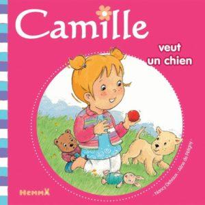 Camille veut un chien – Nancy Delvaux – Aline de Pétigny – Editions Hemma –