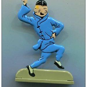 Tintin Relief – Le Lotus bleu – Moulinsart –