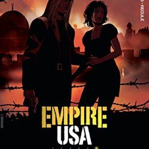 Empire USA – Saison 1 – Tome 6 – Desberg/Reculé – Editions Dargaud –