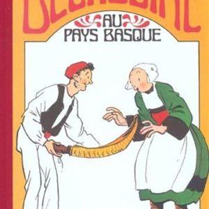 Bécassine au pays basque – Pinchon – Gautier-Languereau –