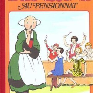 Bécassine au pensionnat -Pinchon – Gautier-Languereau-