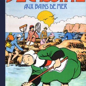Bécassine aux bains de mer – Pinchon – Gautier-Languereau –