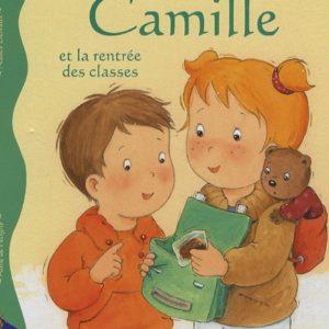 Camille et la rentrée des classes – Aline de Pétigny – Edition Hemma –