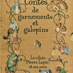 Contes de garnements et galopins – Béatrix Potter – Coffret – Gallimard Jeunesse –