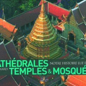 Cathédrales, temples et mosquées – Notre histoire lue du ciel – Henri Stierlin – Gallimard –