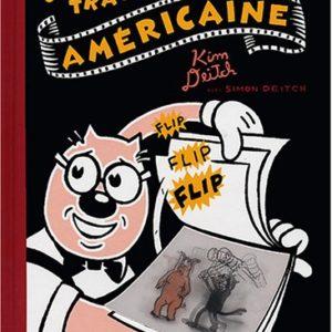 Une tragédie américaine – Dim Deitch avec Simon Deitch – Editions Denoël Graphic –