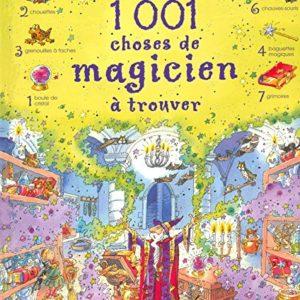 1001 choses de magicien à trouver – Editions Usborne –