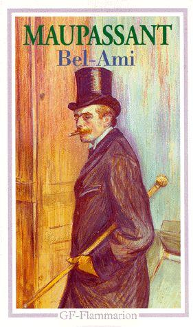 Bel-Ami – Guy de Maupassant – GF-Flammarion