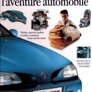 L'aventure automobile – Les Yeux de la découverte/Gallimard
