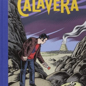 Calavera – Charles Burns – Editions Cornélius –