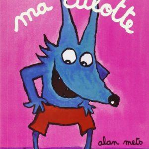 Ma culotte –  Alan Mets – lutin poche – l'école des loisirs –