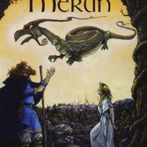 La légende de Merlin – Claudine Glot – Jean-Noël Rochut – Editions Ouest-France –