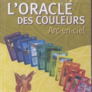 L'oracle des couleurs Arc-en-ciel –  Pierre Van Obberghen – Editions Guy Trédaniel –