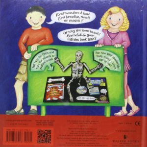 My Pop-up Body book – Jennie Mailles and William Petty – Walker Books –